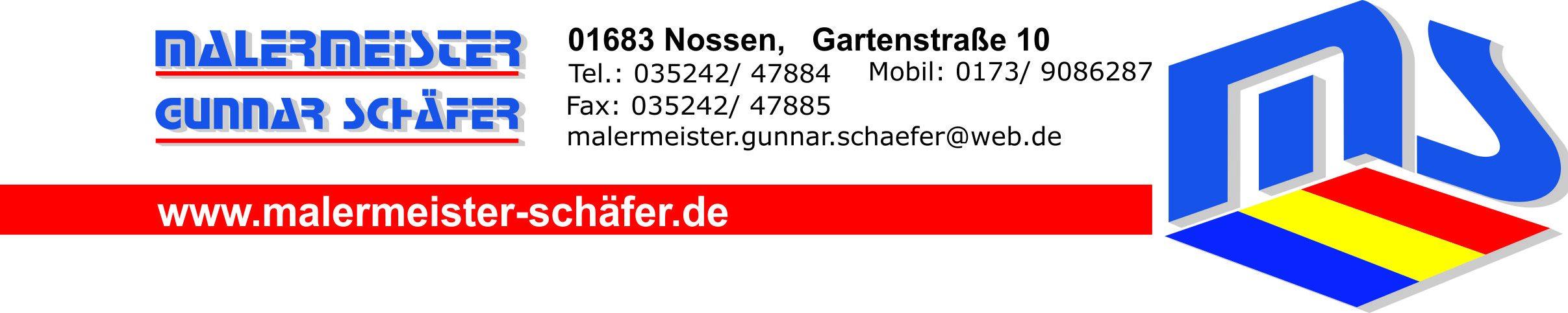 Malermeister Schfer Nossen